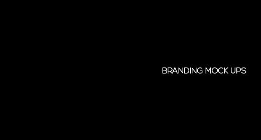 Logo Branding Mock Ups