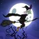 Cartoon Halloween Background