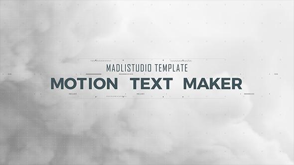 Text Flip Board - 3