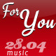 For You For Love - AudioJungle Item for Sale