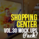 Shopping Center Vol.30 Mock Ups Pack