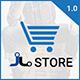 JL Store Multipurpose Responsive eCommerce HTML5 Template