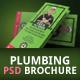 Plumbing Brochure Design