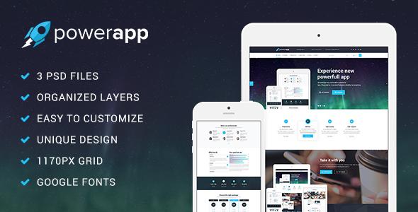 PowerApp_PSD_Template