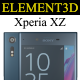 Element3D - Sony Xperia XZ