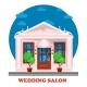 Wedding Salon For Marriage Ceremony Building