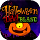 Halloween devil blast