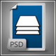 File Extension icon design base - GraphicRiver Item for Sale