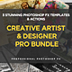 Creative Artist Designer Add-On Bundle (4in1)