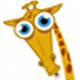 Cartoon Giraffe Animation