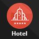 Hotel - Old Town WordPress Theme