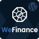 "We Finance - Consulting Business  <hr/> <p> Finance WordPress Theme"" height=""80″ width=""80″></a></div> <div class="