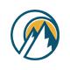 Mountains Logo Template
