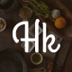 Healthy Kitchen - Food Blog Template