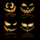 Spooky Halloween Grin 1 - GraphicRiver Item for Sale
