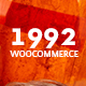 1992 - Freestyle WordPress Theme - Modern WooCommerce Store