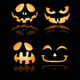 Spooky Halloween Grin 2 - GraphicRiver Item for Sale