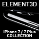 Element3D - iPhone 7 / 7 Plus Collection