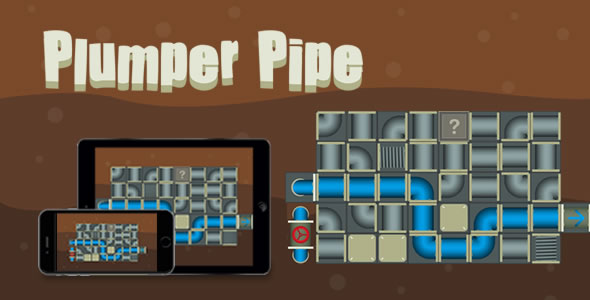 Download Plumper Pipe - HTML5 Game nulled download