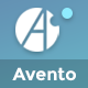 Avento - One Page Conference and Event PSD Template