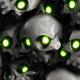 Halloween Skulls Transition Pack