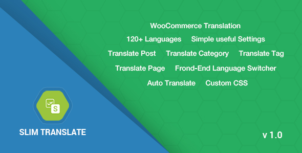 Slim Translate - WordPress Translation Tool