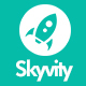 Skyvity – Responsive HTML5 Landing Page Template (Portfolio) Download