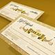Elegant Gift Certificate-Graphicriver中文最全的素材分享平台