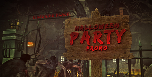 Download Halloween Party Promo nulled download