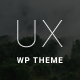UX - Creative WordPress Theme