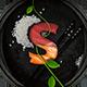 Sushi Shop Restaurant – App design