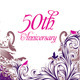 Folded Anniversary Ticket Template - GraphicRiver Item for Sale