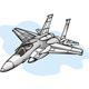 Airplane Jet Pass 1