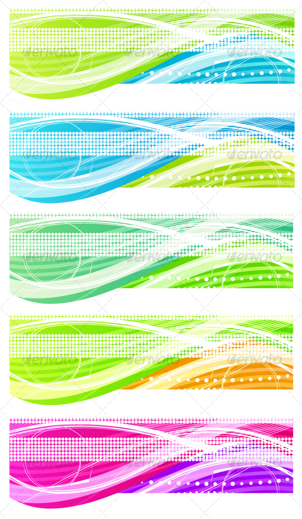 GraphicRiver Abstract header 70016