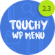 Touchy: A WordPress Mobile Menu Plugin