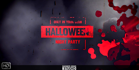 Halloween horror opener special events after effects templates halloween horror opener special events after effects templates maxwellsz