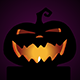 SVG Halloween Pumpkin Animation