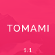 TOMAMI - Multi-Purpose HTML5 Template
