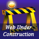 Web Under Construction Manager - Maintenance Page Builder and Redirector