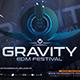 Gravity Flyer Template