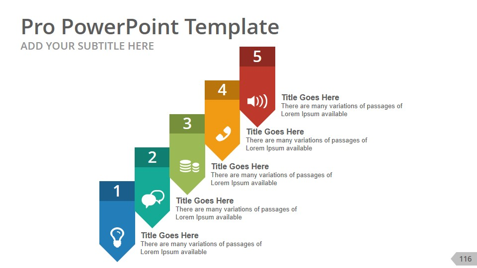 Top  Pitch Deck Powerpoint Templates  The Inspiration Blog