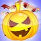 Dark night - HTML5 Halloween game. Construct2 (.capx) + Cocoon ADS