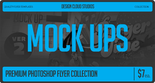 Mock Ups - Design Cloud