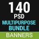 Multi Purpose Banner Bundle