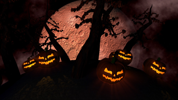 Download Halloween Background Loop nulled download