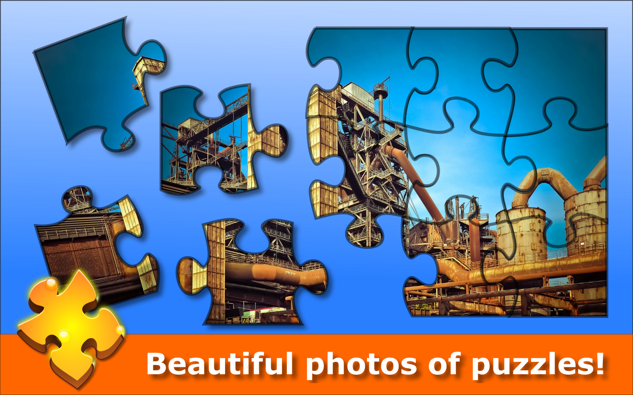 Jigsaw Puzzle - HTML5 | Mobile Android | +Admob Ads - 1
