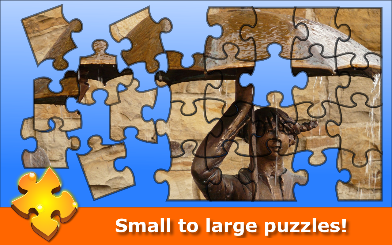Jigsaw Puzzle - HTML5 | Mobile Android | +Admob Ads - 2
