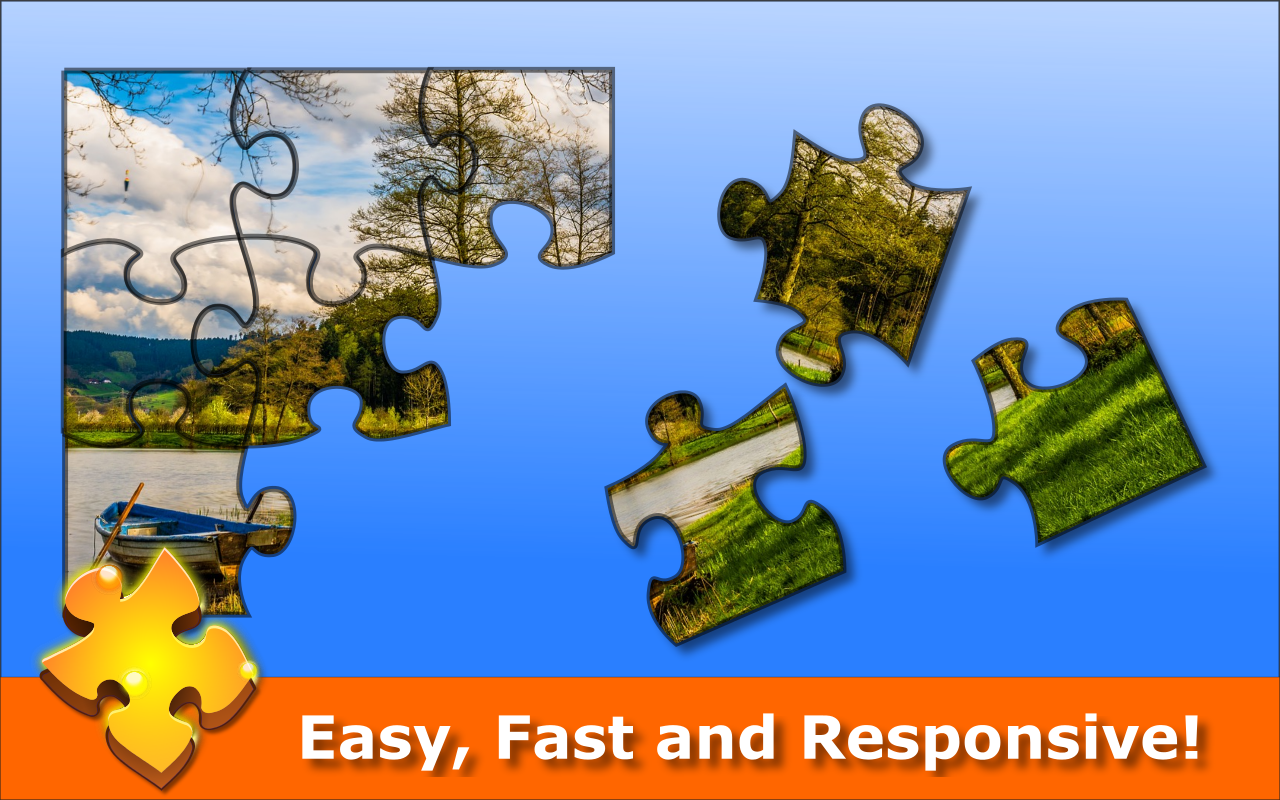 Jigsaw Puzzle - HTML5 | Mobile Android | +Admob Ads - 3