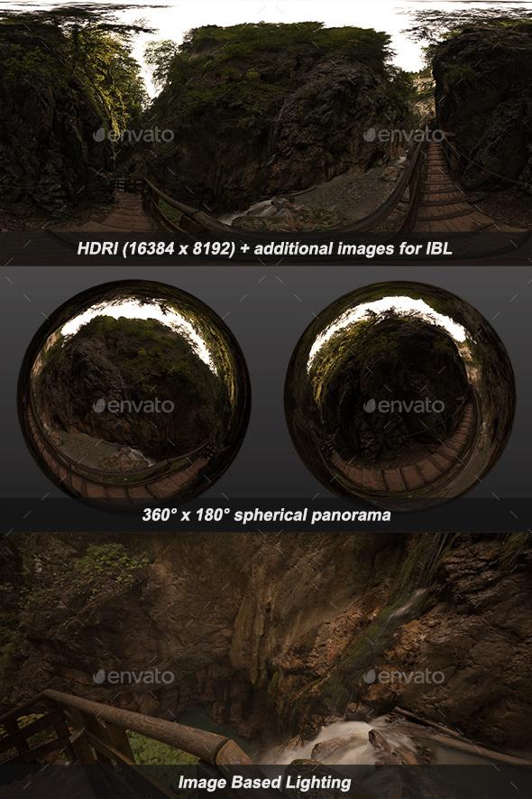 Wolfsklamm IV HDRI - 3DOcean Item for Sale