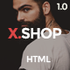 X-Shop - Kute HTML Template